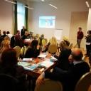 Szerb iskolavezetők tanulmányi látogatása és szakmai programja a KÖVI-ben