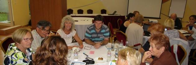 Sikeres oktatói értekezletet tartott a KÖVI